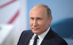 Prezident Putin prohlásil, že Rusové disponují experimentálními laserovými zbraněmi