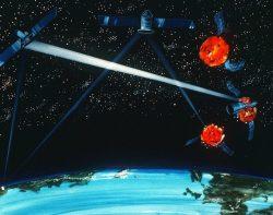 Vojenství ve vesmíru: Francie pracuje na protisatelitních laserech