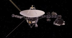 Voyager 2 poslal první zprávu z mezihvězdného prostoru