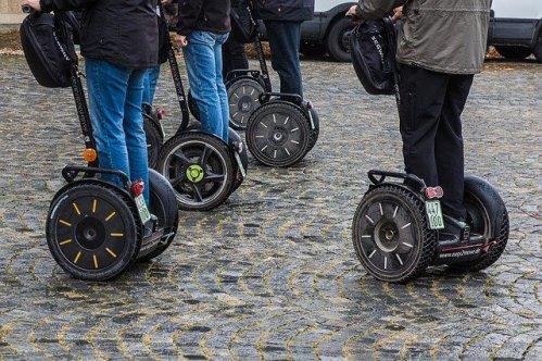 Dirt eBike: Společnost Segway chystá terénní elektromotorku