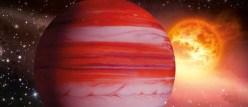 Exoplaneta se dočkala českého pojmenování