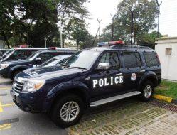 Dezinfekce interiéru: Software policejních Fordů promění auto v saunu
