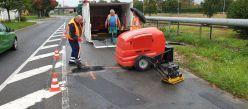 Mikrovlnná technologie FUTTEC zachraňuje vozovky v ČR