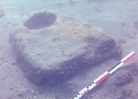 Objeven jeden z nejstarších přístavů