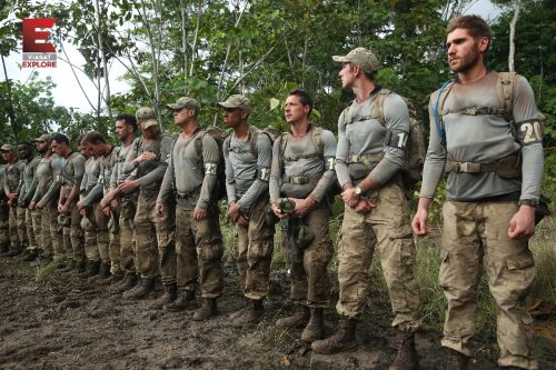 SAS 2: JUNGLE being filmed in Coca, Ecuador on May 4, 2016. © Vance Jacobs 2016
