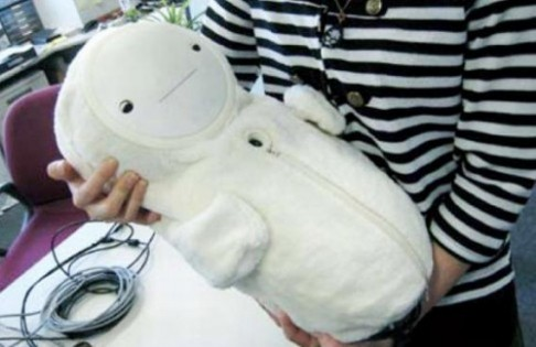 Robot pro zmírnění depresí