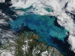 Norsko hledá ropu v Barentsově moři
