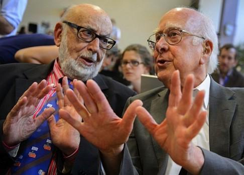 Nobelovka za Higgsův boson