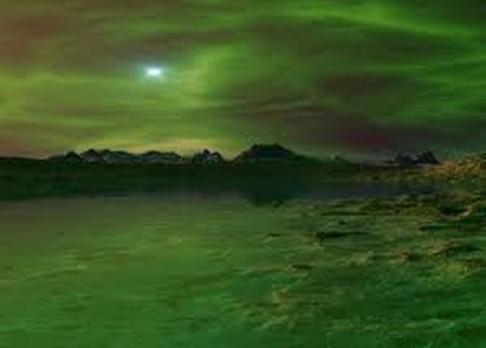 Země se zelená už miliardy let