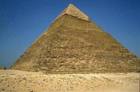 Satelity NASA napomohly objevit řadu pyramid