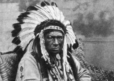 Důkaz: Indiáni přišli ze Sibiře