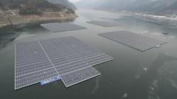 Solkiss chce vyrobit hladinovou, rotující solární elektrárnu