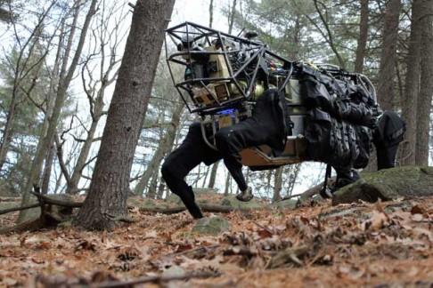"Robotická mula bude pomáhat ""mariňákům"""