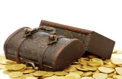 Nadšenec s detektorem objevil poklad z 15. století