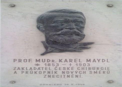 110 let od úmrtí průkopníka české chirurgie