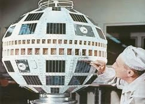 11. červenec 1962: Sláva satelitu