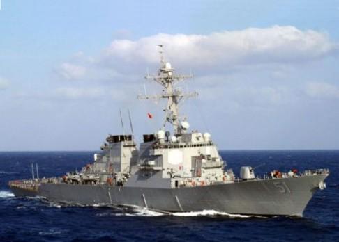 Palivo do vojenských lodí dodá mořská voda