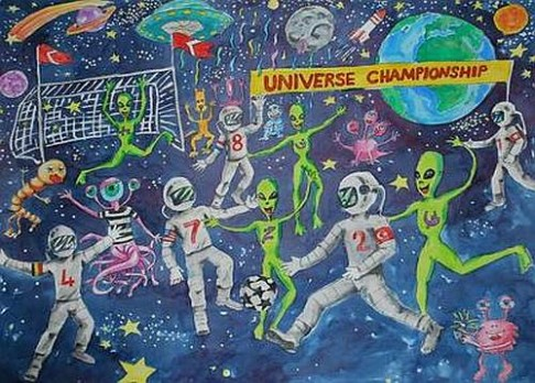 Vesmír hledá mladé umělce!