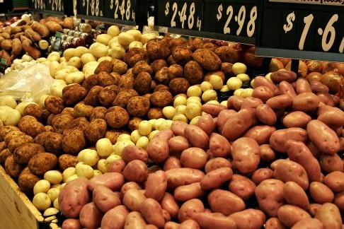 První část příběhu genů brambor