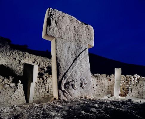 K čemu sloužil nejstarší chrám?
