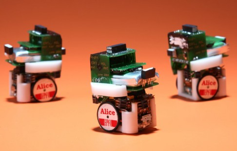 Roboti napomáhají se simulováním evoluce
