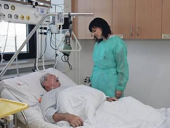 Pacient nemá po operaci příliš trpět