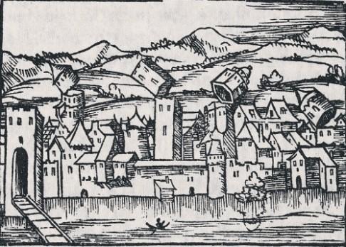 18. října 1356: Střed Evropy se otřásá