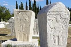 Tajemné náhrobky z Balkánu