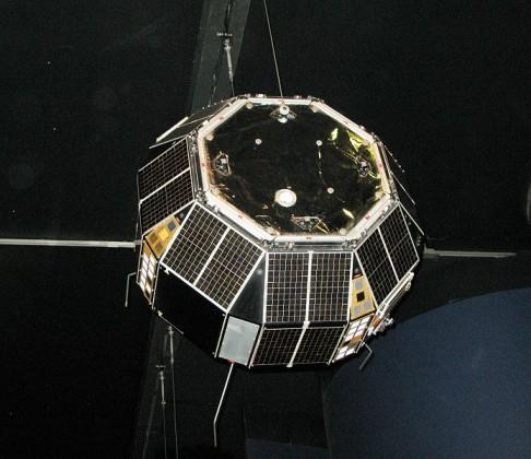 Student oživí prastarý britský satelit