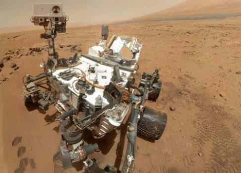 Pobyt na Marsu? Obří riziko radiace!