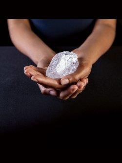Největší surový diamant na světě zřejmě přijde o své prvenství