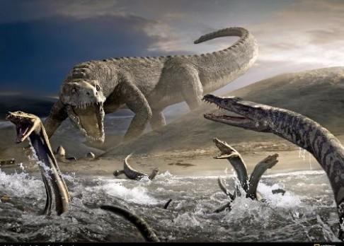 Vymřeli dinosauři kvůli nukleární zimě?