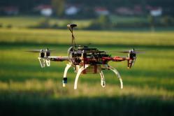 Drony ČVUT se zúčastní finále prestižní robotické soutěže
