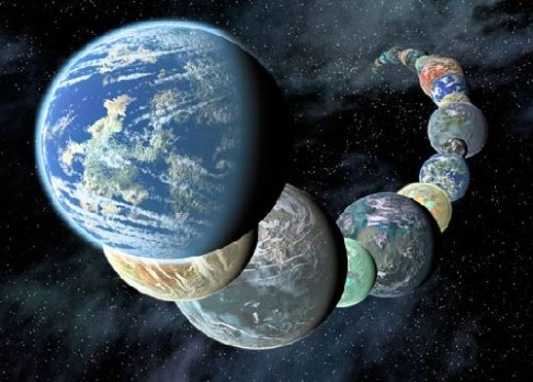 Počet exoplanet vzrostl o 70 procent