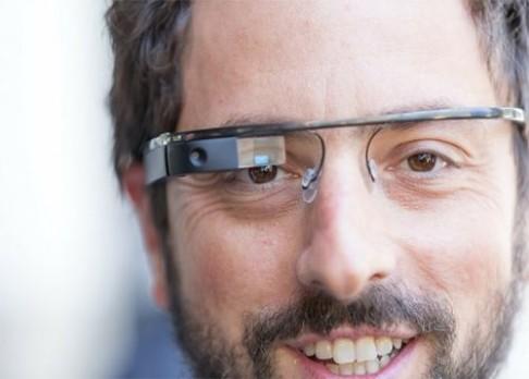 Vylepšené Google-brýle