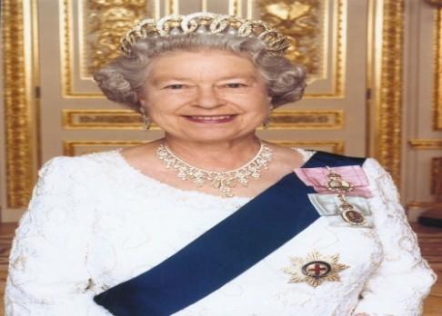 Britská královna je možná levoboček
