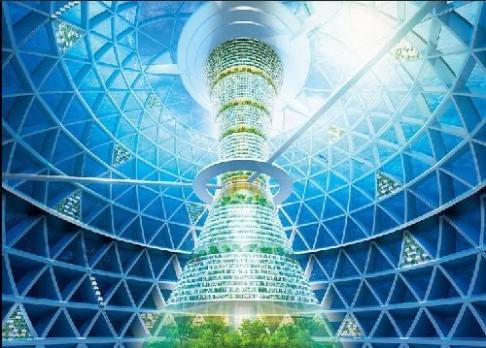 Japonci navrhli podmořské město
