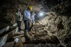V Egyptě objeveno 17 nových mumií