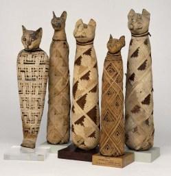 Staří Egypťané falšovali mumie
