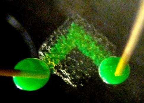 Syntetická tkáň z 3D tiskárny