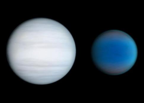 Nové planety okolo dvojhvězdy