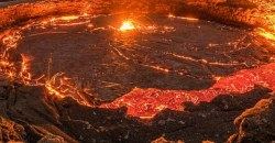 Ohrozí nás velká laguna roztaveného uhlíku?