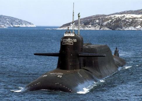 Rusko otestovalo jadernou ponorku