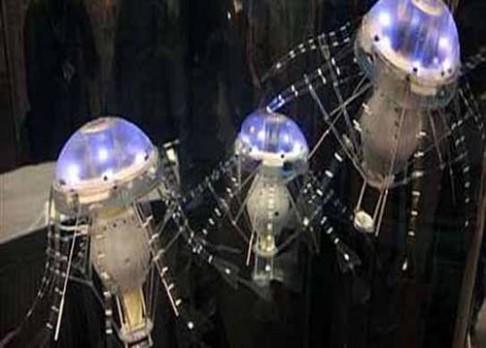 """Robotické medúzy """"vaří z vody"""""""