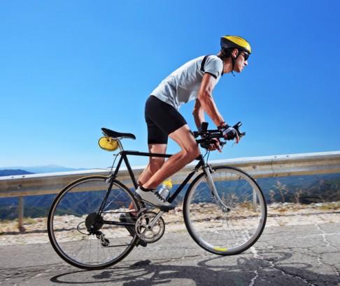 Novinka pro cyklisty: pneumatiky, které se nahustí samy