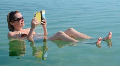 Hladina Mrtvého moře jen klesá? Kdepak!