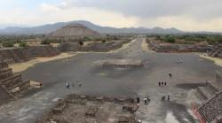 Tajuplný Teotihuacán – mezi Sluncem a Měsícem