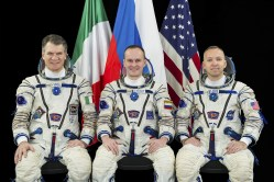 Nová posádka na Mezinárodní vesmírné stanici