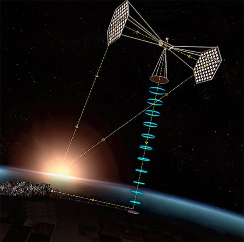 Budoucnost energetiky hledejme v kosmu!