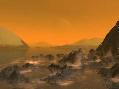Kdy bude nad Titanem kroužit letadlo?